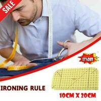 Hot Ironing Ruler Patchwork Tailor Craft Diy Sewing Supplies Tool Measuring AU