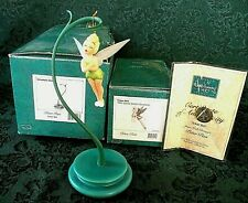 "WDCC ""TINKER BELL"" Ornament With WDCC STAND (NIB With COA)"