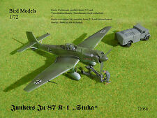 Junkers Ju 87 k-1 (avec Jumo 213) 1/72 Bird MODELS KIT CONVERSION/resin conversion