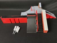 Tech Deck Fingerboard Skate Park Red Ramps & Stairs Ryan Sheckler Warehouse
