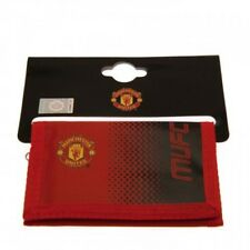 new official manchester united nylon wallet MUFC old trafford the red devils