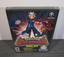 Pokemon Colosseum Bonus Disc (GameCube) RARE. BRAND NEW!
