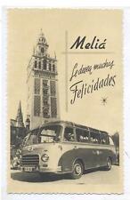 POSTAL SEVILLA MELIA PUBLICIDAD
