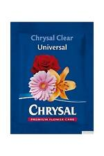 Chrysal Clear Universal Flower Food