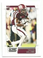 2019 Panini Score Trayveon Williams Rookie Card RC #393 TEXAS A&M / BENGALS
