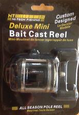 NEW HT DELUXE MINI ICE FISHING BAIT CAST REEL MBR-2