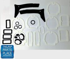 1968 Impala Paint Gasket Kit - Made In The U.S.A.