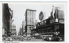TIMES SQUARE: New York City postcard (C1865).