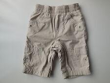 GAP baby boy or girl light beige cotton pants size 000 Fits 0-3 mths EUC