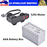 AAA Train Battery Box Building Blocks Electric Motor Building Tool For Lego AU