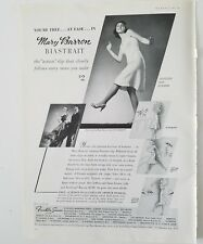 1939 women's MARY BARRON BIASTRAIT slip vintage fashion ad