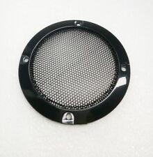 "2pcs 3""inch speaker grille decorative ring Speaker protective cover Horn black"