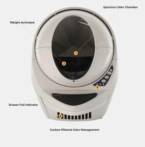 Litter-Robot 3 Open Air: LR3-1000