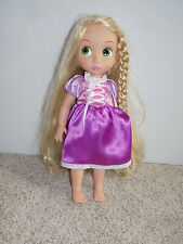 "Disney Store 2nd Edition Animator Rapunzel 16"" Doll"