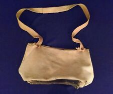 Vintage Collis 20th Century Ventilated Fish Bag Old Cloth Fishing Creel