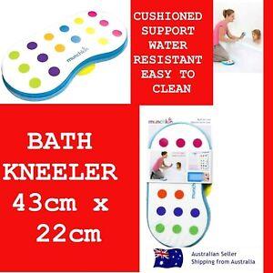 Munchkin Bath KneelerKnee Support Water Resistant Kneeler Easy Clean Kneeler