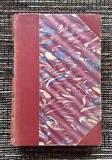 RARE VINTAGE 1919 Anatol by Arthur Schnitzler, Swedish Edition Hardcover