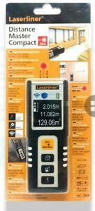 Laserliner DistanceMaster Compact Laser-Entfernungsmesser 080.936A **OVP NEU**