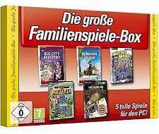 GEHEIMNISS DER AZTEKEN + GEISTERHAUS 1 * FamilyBox NEU