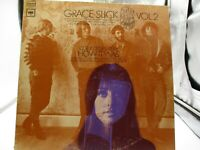 Grace Slick & The Great Society Collectors Item How It Was CS 9702 VG+ c VG/VG+