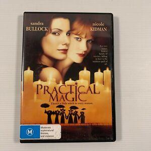 Practical Magic (DVD 2007) 1998 film Sandra Bullock Nicole Kidman Region 4