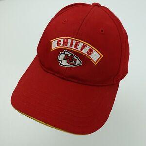 Kansas City Chiefs Football Annco Youth Ball Cap Hat Snapback Baseball