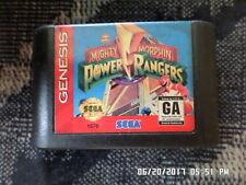 Mighty Morphin Power Rangers (Sega Genesis, 1994)