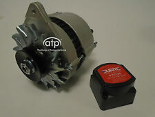 CANAL BOAT ALTERNATOR UPGRADE SPLIT CHARGING KIT HIGH OUTPUT 75 AMP A127  NEW