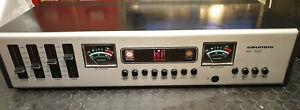 GRUNDIG SV 700 amplificatore stereo e quadro 6 uscite, quadrifonico come nuovo