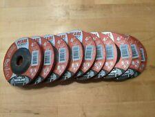 Pearl Redline 4 12 X 14 X 78 Depressed Center Grinding Wheel Box Of 10