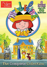 Madeline: The Complete Collection (DVD, 2015, 6-Disc Set)  BRAND NEW
