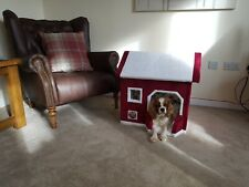 Lily's Empire Luxury handmade dog bed
