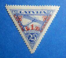 1931 LATVIA 25S/1.50L SCOTT# CB5 MICHEL # 192A UNUSED                    CS40094