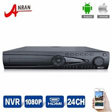 ANRAN 24CH CCTV 1080P HDMI NVR Network Recorder Security Video System P2P Cloud