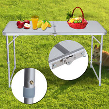 6ft / 180cm Tapeziertisch Mehrzwecktisch Klapptisch Campingtisch Klappbar Tisch