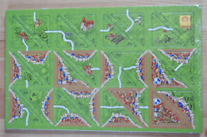 Carcassonne - Halflings 1 & 2 | Mini Expansion | New | English Rules