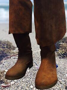Captain Jack Sparrow Boots