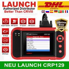 LAUNCH X431 CRP129 OBD2 Auto Diagnostico Scanner Olio EPB SAS Ripristina Attrezz