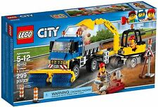 Lego ® City 60152 limpiador de carreteras y excavadoras nuevo embalaje original _ Sweeper & Excavator New misb