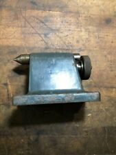 Tailstock Footstock For Indexer 35 Center Unbranded