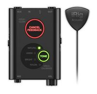 IK Multimedia iRig Acoustic Stage/Acoustic Guitar Mic System Open Box/Warranty