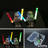 LED Light Kit ONLY For Lego Star Wars Minifigures Darth Vader Lighting Bricks