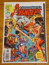 AVENGERS #6 VOL3 MARVEL COMICS JULY 1998