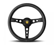 MOMO Heritage Prototipo Black Steering Wheel Porsche BMW Classic Style