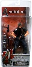 NECA Resident Evil 4 Leon S. Kennedy without Jacket Action Figure