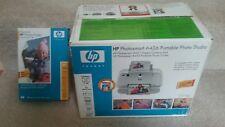 NEW HP PhotoSmart A436 Portable Photo Studio 7.0 MP Digital Camera with HP Paper