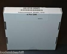 Naim SNAIC Interconnect (4-pin DIN to 4-pin DIN)
