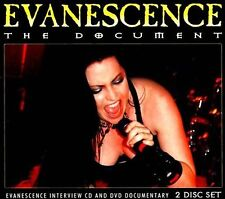 The Document [Box] by Evanescence (CD, Mar-2007, 2 Discs, Chrome Dreams (USA))