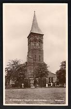 Altrncham. St George's Church by Valentines / W. Taylor