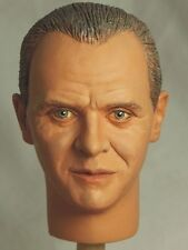 1:6 Custom Head Anthony Hopkins as Hannibal Lecter from Silence of the Lambs